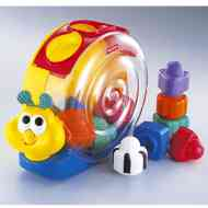 Zenélő Csiga-Biga - Fisher-Price