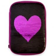 Raktáron 6+ Ars Una  Heart Adventures többszintes flitteres tolltartó  15 c55d8d57a9