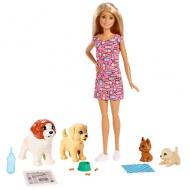 d0149ca79a Raktáron 3+ Barbie: Kutyusos napközi játékszett - Mattel 7 299 ft
