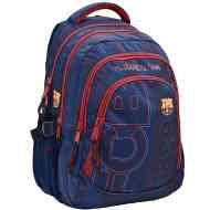 FC Barcelona ergonomikus iskolatáska hátizsák kék színben bbcfdcdb22