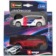 Raktáron 3+ Bburago  2010 Ford Focus kombi magyar rendőrautó és 2017 Nissan  GT-R fém kisautó szett 1 43 3 299 ft 4b0f47dbd4