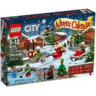 LEGO City: Adventi naptár (60133)