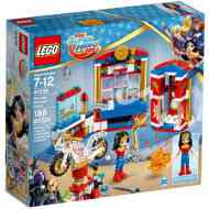 LEGO® DC Super Hero Girls: Wonder Woman hálószobája (41235)