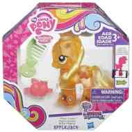 Én kicsi pónim: Cutie Mark Magic Water Applejack póni figura - Hasbro
