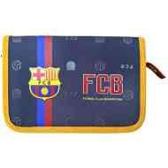 3bf0fb43bd55 FC Barcelona kihajtható töltött tolltartó 20,5x4x14cm