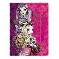 Ever After High gumis mappa A/4-es méret