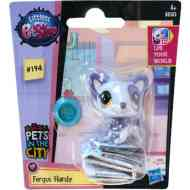 Littlest Pet Shop: Fergus Hardy figura 4cm