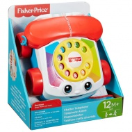 Fisher-Price: Fecsegő telefon
