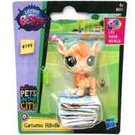 Littlest Pet Shop: Garbanzo HillVille figura 4cm
