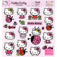 Hello Kitty katicás matrica szett 16db