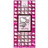 Hello Kitty letter matrica 56db-os
