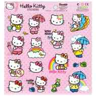 Hello Kitty Rainbow matrica 16db