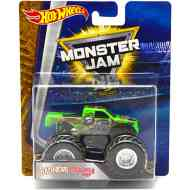 Hot Wheels Monster Jam Badnews Travel Monster kisautó 1/64 - Mattel
