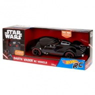 Hot Wheels - Star Wars: Darth Vader távirányítós autó - Mattel