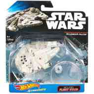 Hot Wheels - Star Wars: Millennium Falcon modell - Mattel