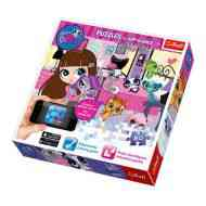 Littlest Pet Shop App puzzle 80db-os