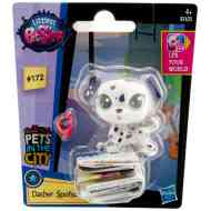 Littlest Pet Shop: Dasher Spotson figura 4cm