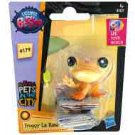 Littlest Pet Shop: Froggy La Rana figura 4cm