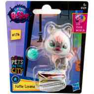Littlest Pet Shop: Hattie Liyama figura 4cm
