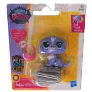 Littlest Pet Shop: Indigo Otterson figura 4cm