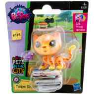 Littlest Pet Shop: Tablyn Stripeford figura 4cm