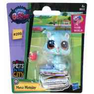 Littlest Pet Shop: Mena Monday figura 4cm