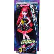 Monster High: Sokkolódva Draculaura baba - Mattel