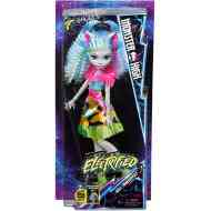 Monster High: Sokkolódva Silvi Timberwolf baba - Mattel