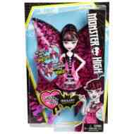 Monster High: Draculaura 2 az 1-ben baba - Mattel