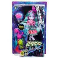 Monster High: Sokkolódva Twyla baba - Mattel