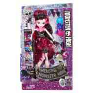 Monster High: Üdvözöl a Monster High Draculaura baba - Mattel