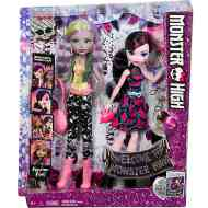 Monster High: Üdvözöl a Monster High Rivális babák - Mattel