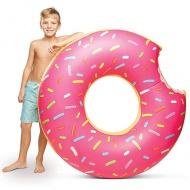 Raktáron 8+ Óriás rózsaszín cukorkás fánk felfújható úszógumi 119x121x35cm  7 690 ft 9214acb54d