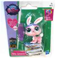 Littlest Pet Shop: Ritzy Speedster figura 4cm