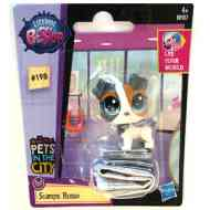 Littlest Pet Shop: Scamps Russo figura 4cm