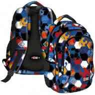 54eaa62cfbc3 Raktáron 6+ St.Right Football iskolatáska hátizsák 15