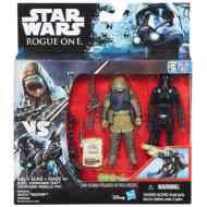 Raktáron 4+ Star Wars - Zsivány Egyes  Lázadó kommandós Pao és Birodalmi  Death trooper figura 10cm - Hasbro 6 990 ft 3 490 ft 1c46d8cba3