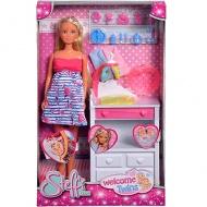 4c2abf0b427b Raktáron 3+ Steffi Love: Terhes Steffi Love baba kiegészítőkkel - Simba Toys  5 649 ft
