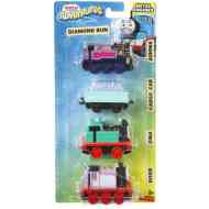 Thomas Adventures: Gyémánt mozdony csomag - Fisher-Price