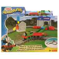 Thomas Adventures: Percy a mentőközpontban pályaszett - Fisher-Price