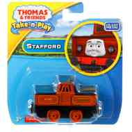 Thomas Take-N-Play: Stafford mozdony - Fisher Price