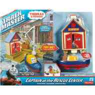 Thomas Track Master: Captain mentőállomása - Fisher-Price