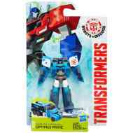 Transformers - Robots In Disguise: Legion Class Blizzard Strike Optimus fővezér figura
