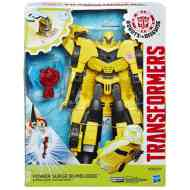 Transformers - Robots In Disguise: Power Surge Űrdongó és Buzzstrike figurák