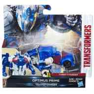 Transformers - Turbo Changer: Optimus Prime figura - Hasbro