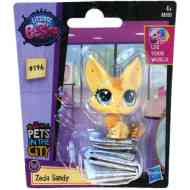 Littlest Pet Shop: Zeda Sandy figura 4cm